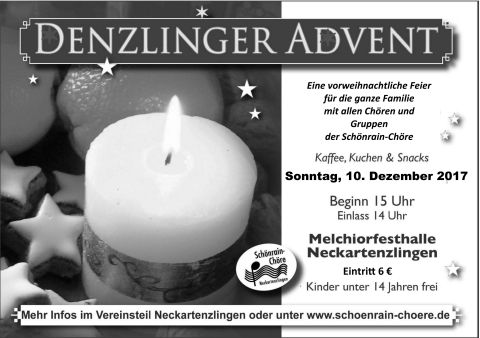 Denzlinger Advent