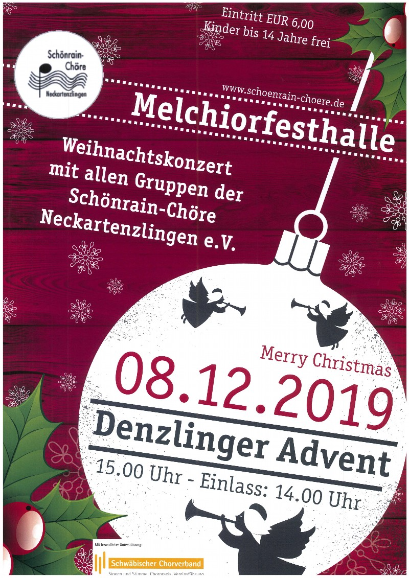 Denzlinger Advent 2019